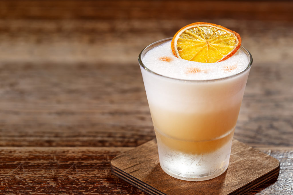 Photo of The Prohibition Sour